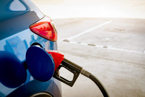 Blue-Car-Fueling-At-Gas-Station-Fuel-Economy