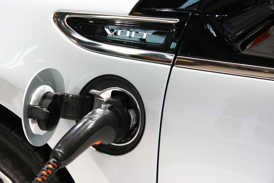 Chevrolet-Volt-EV-charging-white