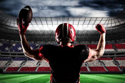 Superbowl-2020-stadium-football-player