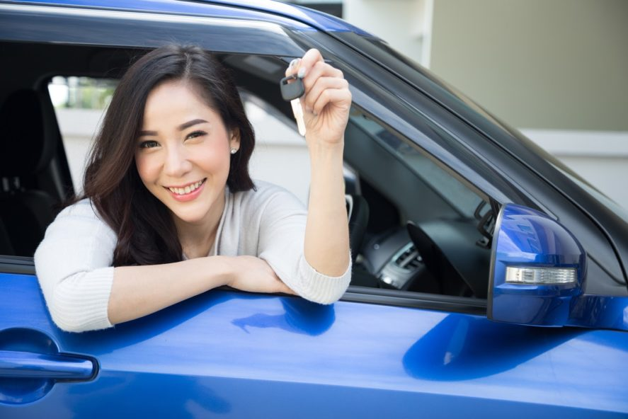Young-Happy-Asian-Car-Driver-Graduate-with-car-keys